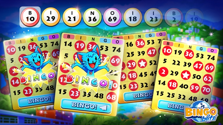Bingo Blitz™ - Live Bingo Game screenshot-8