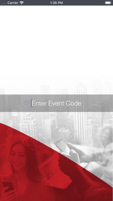 UMWireless Event Portal screenshot 2
