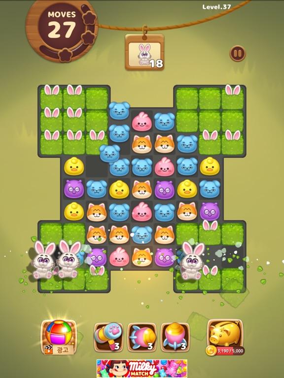 Candy Friends Forest screenshot 13