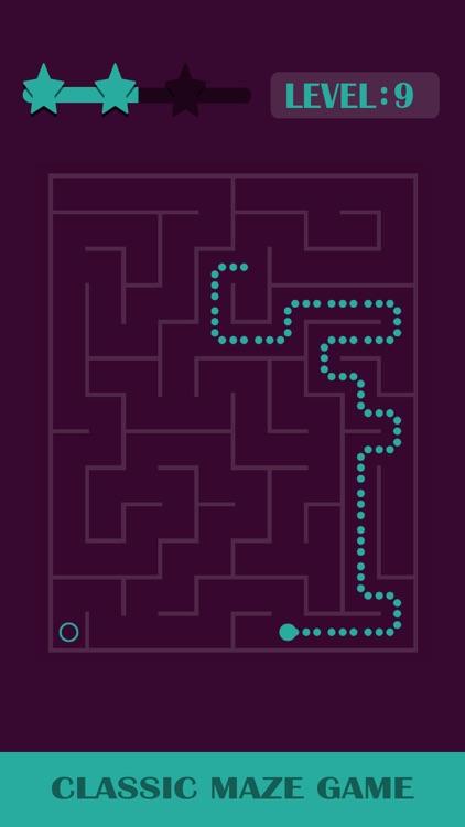 Maze master - Labyrinth world screenshot-0