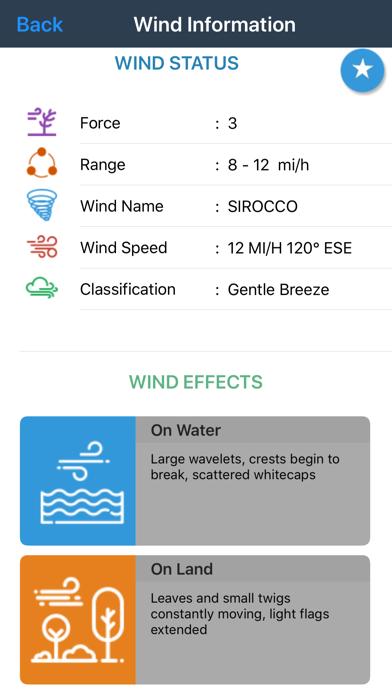 風予報 wind forecastのおすすめ画像6