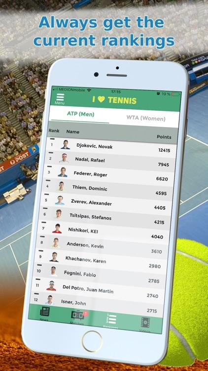 Sports News Tennis edition screenshot-7