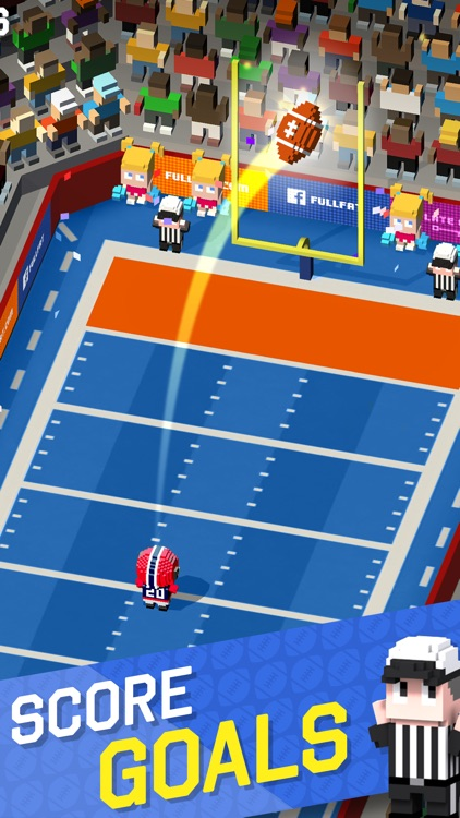 Blocky Football screenshot-1