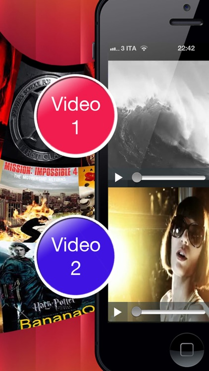Double Video Player