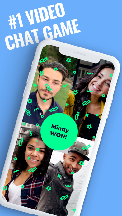 Fun Apart - Games with Friends Screenshot on iOS