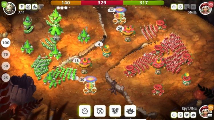 Mushroom Wars 2 - RTS meets TD
