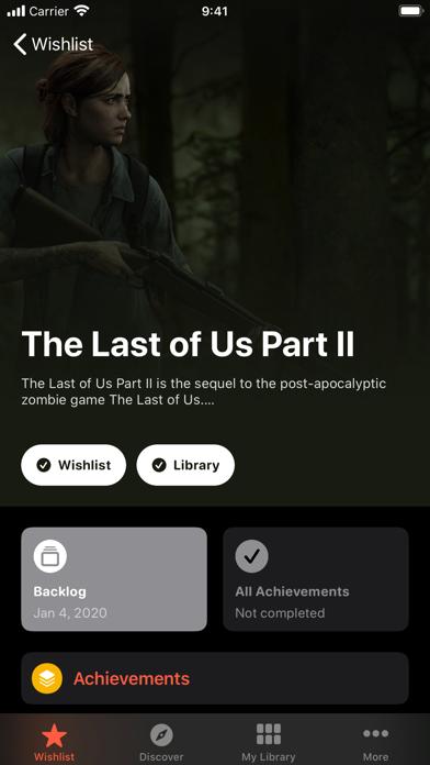 Games by appstories screenshot #3