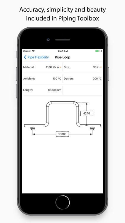 Piping Toolbox - Engineering screenshot-3