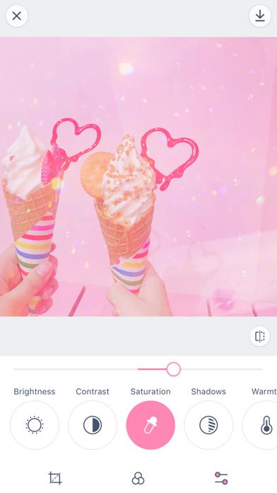 PinksCam少女心滤镜のおすすめ画像4