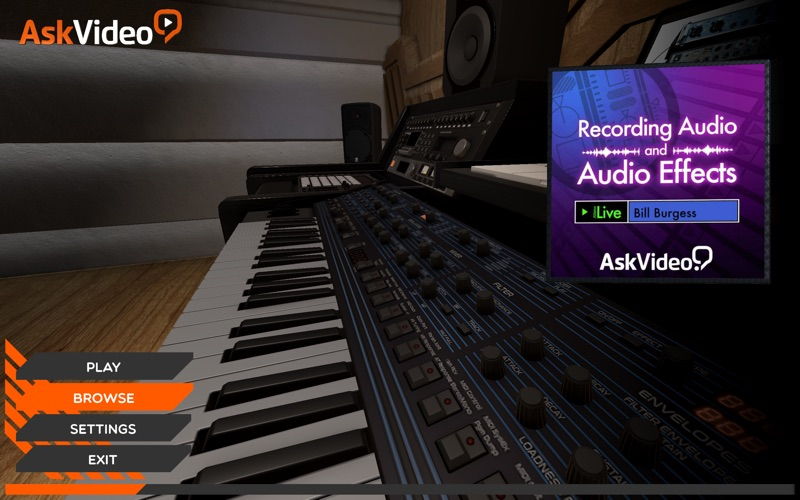 Recording Effects in Live 9 скриншот программы 1
