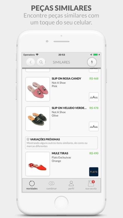 Catwalk: moda, looks e compras screenshot-3