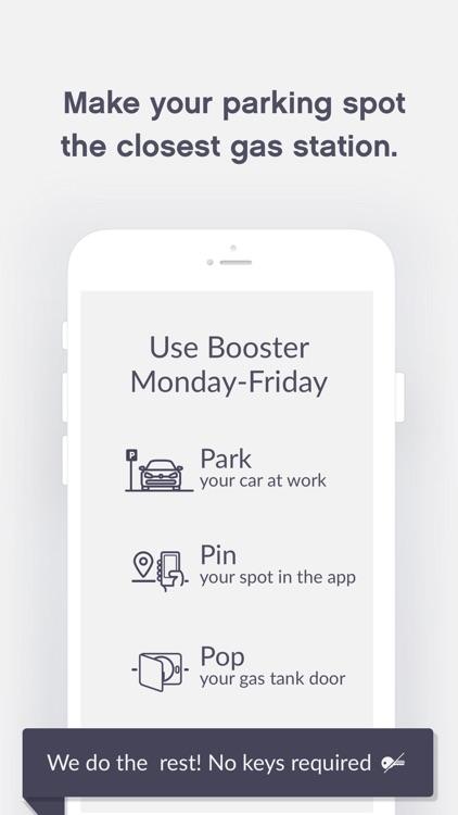 Booster: On Demand Fuel screenshot-0