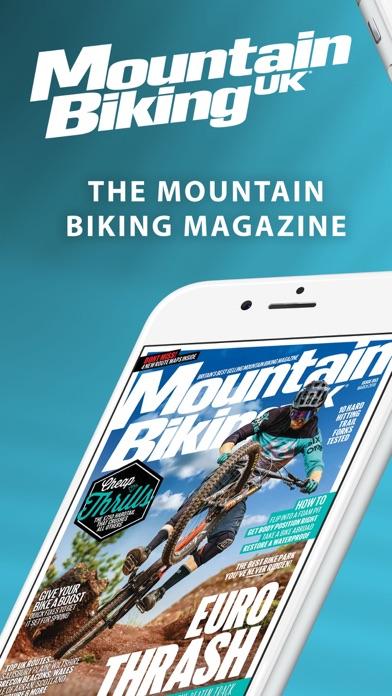 Mountain Biking UK Magazine Screenshot
