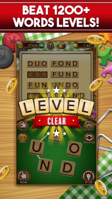 Download Word Collect: Word Games for Pc