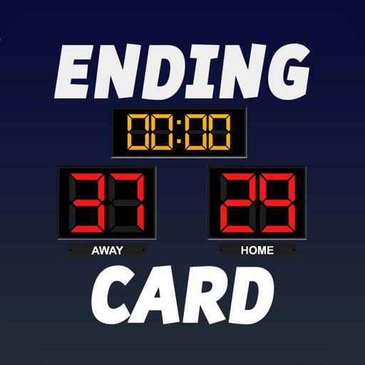 Virtual Ending Card