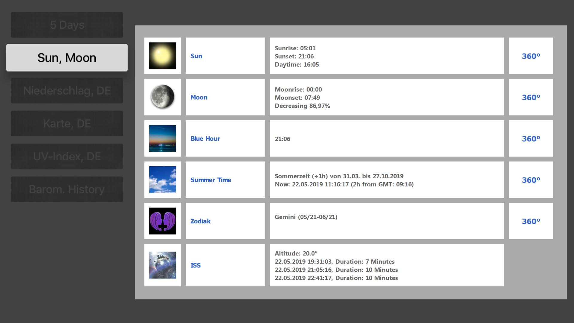 TV Anemometer screenshot 4