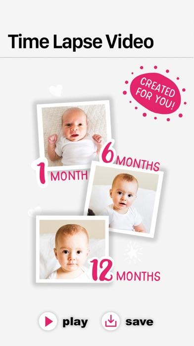 Folio - 赤ちゃんステッカーでかわいい成長アルバム作りのおすすめ画像4