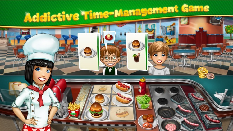Cooking Fever screenshot-0