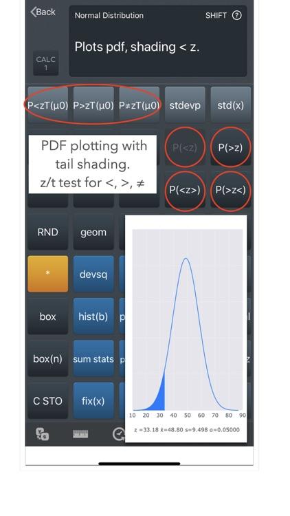 CALC 1 Graphing Calculator screenshot-5