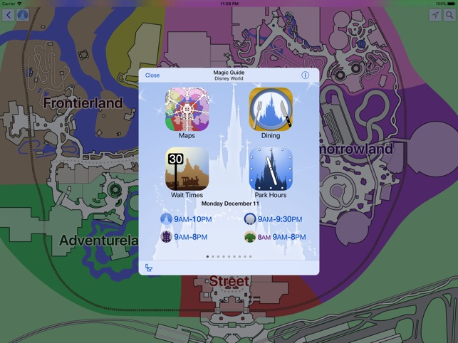 Super Magic Guide For Disney World On The App Store Interior Design Ideas Gentotthenellocom