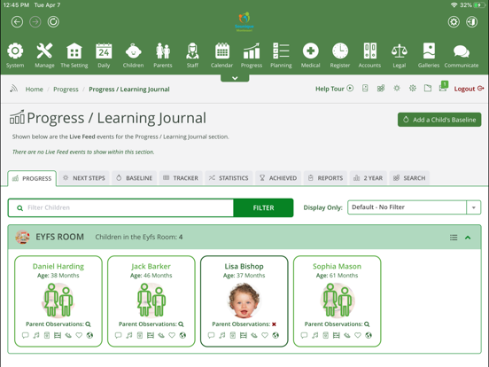 Sounique Montessori screenshot #3