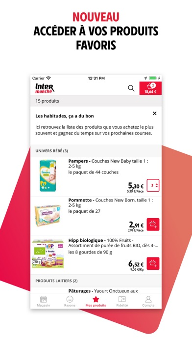 Télécharger Intermarché - Magasin & Drive pour Pc