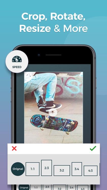 Video Editor App - zShot screenshot-4