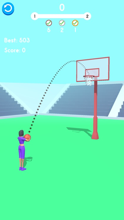 Ball Pass 3D screenshot-0
