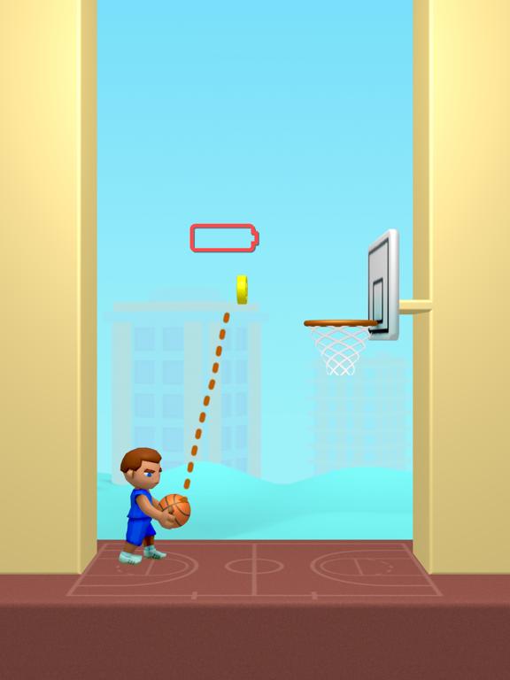 Doodle Dunk iPad app afbeelding 5