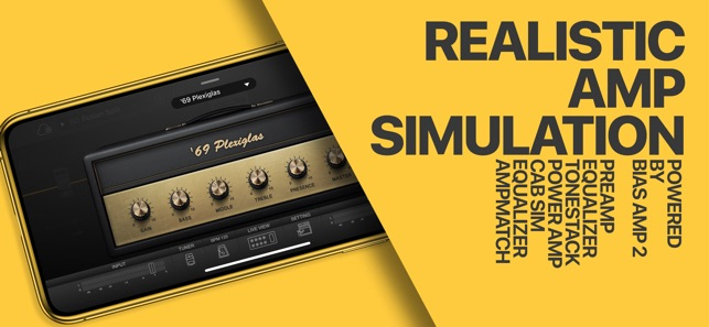 BIAS FX - Guitar Amp & Effects on the App Store