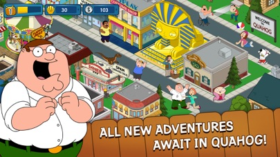 Family Guy The Quest for Stuff på PC