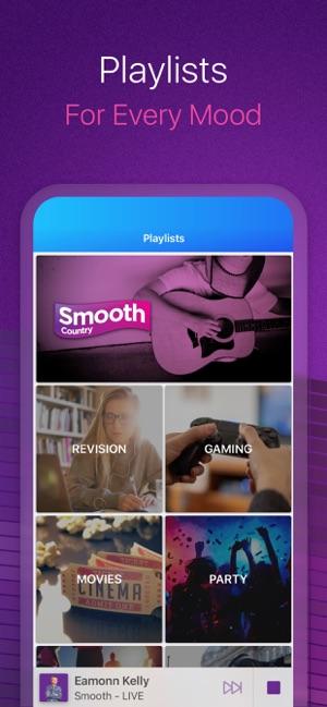 Smooth Radio on the App Store