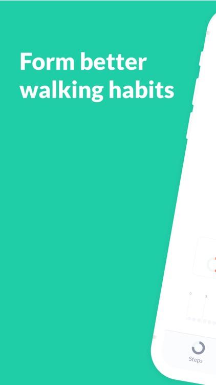 Amble - Better walking habits
