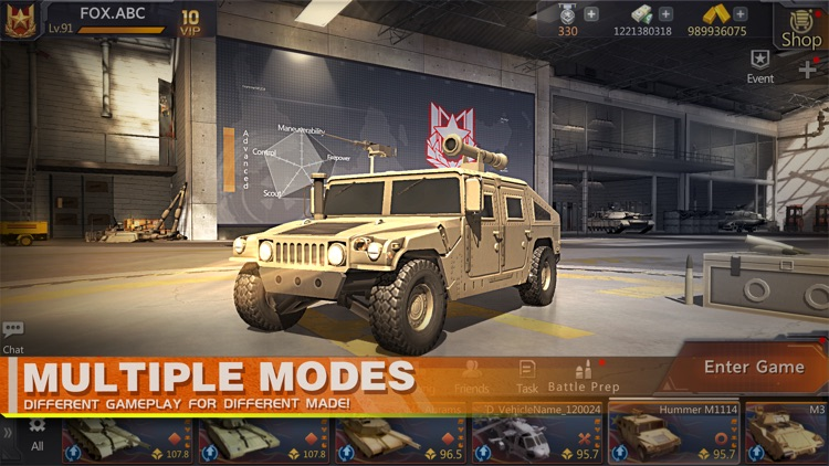Clash of Panzer screenshot-4