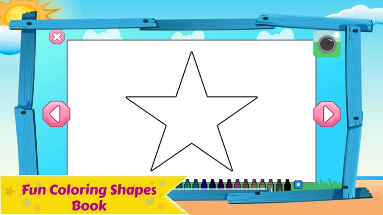 Learning Shapes & Colors Games screenshot-5
