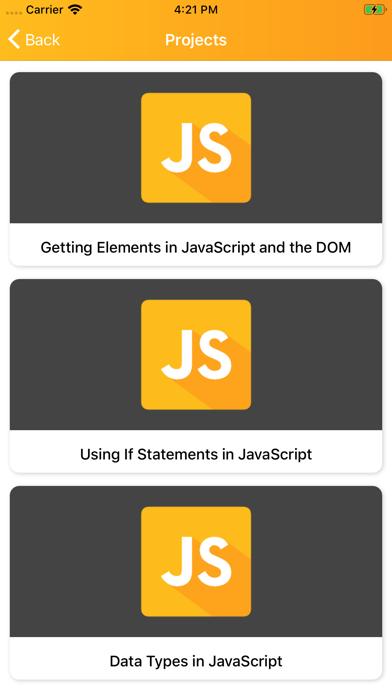 Learn Javascript Programming screenshot 7