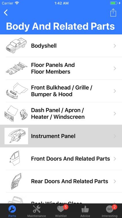 Ford Parts screenshot-4
