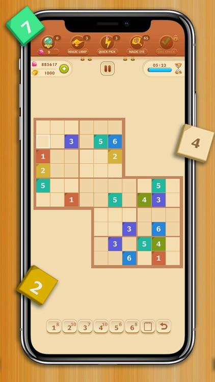 Sudoku Quest Color Soduku Game screenshot-8