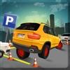 第5 轮 汽车 停车处 游戏 3D