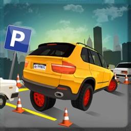 5th Wheel Car Parking Game 3D