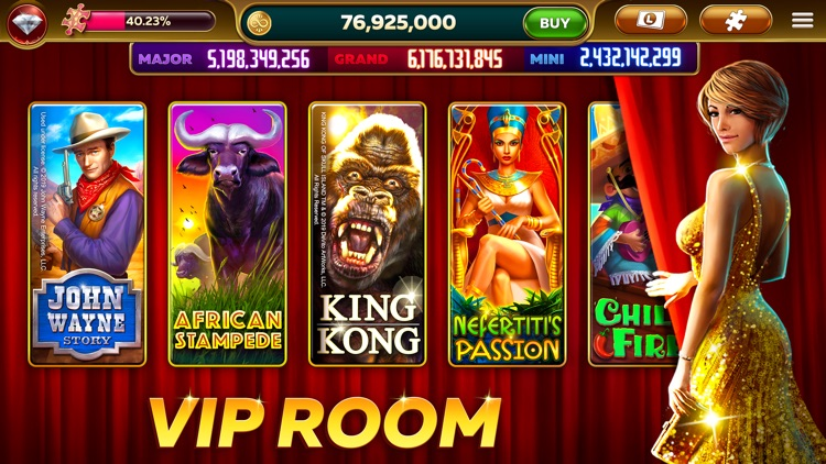 Casino Games - Infinity Slots screenshot-7