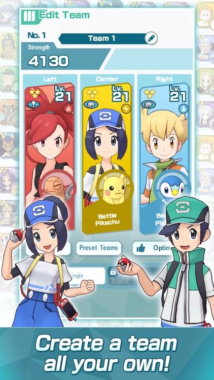 Pokémon Masters screenshot-3