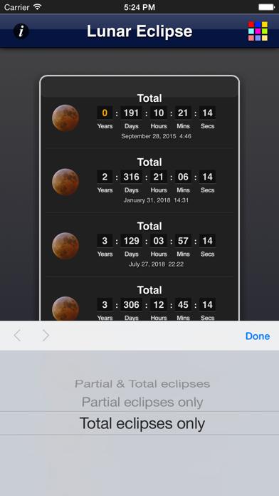 Lunar Eclipseのおすすめ画像4