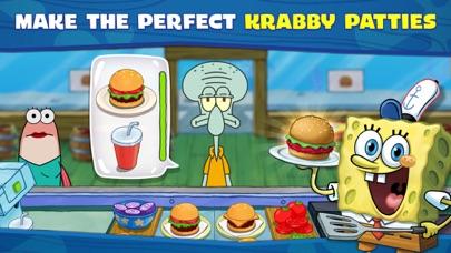 SpongeBob: Krusty Cook-Off screenshot 2