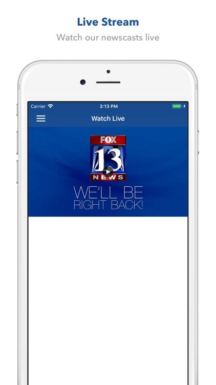 Fox 13 News screenshot-3