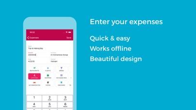 TravelSpend - Travel Budget Screenshot