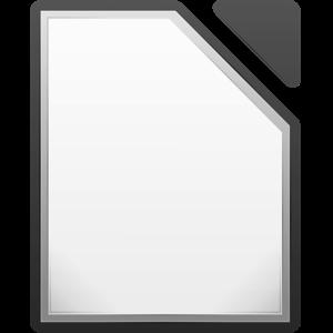 LibreOffice Vanilla app
