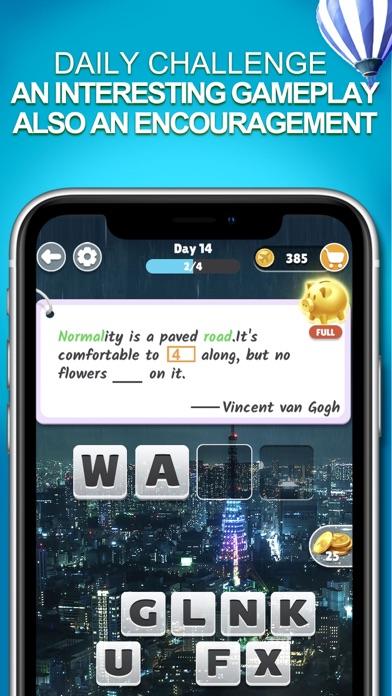 Word Tour™ screenshot 8