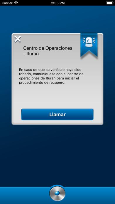 Ituran ArgentinaCaptura de pantalla de2