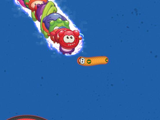 ワームズゾーン .io - 空腹のヘビのおすすめ画像1